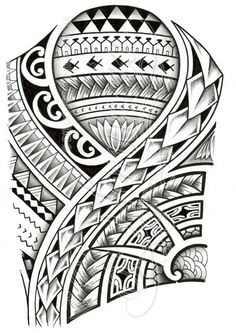 Another that means that's believed to be drawn by maori tattoos is. Shark teeth square measure usually employed in maori tattoo. Polynesian Tattoo Designs, Polynesian Art, Maori Tattoo Designs, Polynesian Tattoo Sleeve, Tattoo 2016, Tattoo Crane, Ta Moko Tattoo, Marquesan Tattoos, Maori Art