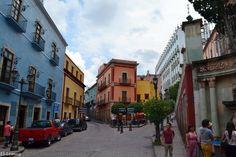 Calles de Guanajuato.. Foto:El Lemus por El Lemus Por Flickr: Calles de Guanajuato.. Foto:El Lemus