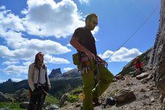 Sass de Stria Crag #climbing #arrampicata #sassdestria #dolomites #dolomiti #alpi #alps
