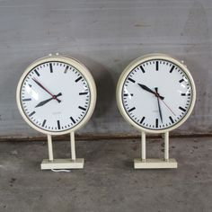 Clock by Unknown Designer for Van Doorn