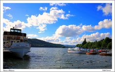 Bowness On Windermere, Lake District, England