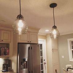 Pottery Barn Paxton Pendants. Kitchen Lighting ...