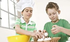 10 things children should learn to cook... All children love to cook, but where to start? Here are 10 suggestions