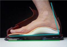Ортопедические стельки горнолыжные ботинки