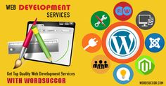 Looking for best #WebdevelopmentCompany? We are the Experts!!! We offer customized Wordpress Development Services worldwide to gear up for the specific needs of our clients. Our #WordPressDevelopers not only develop websites they also optimize websites for #searchengine. To know more about us, please visit http://www.wordsuccor.com/ You can call us at +1-209-386-9543 and email us at sales@wordsuccor.com