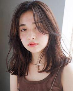 Asian Short Hair, Short Hair With Bangs, Japanese Short Hair, Ulzzang Short Hair, Asian Bangs, Haircuts Straight Hair, Asian Haircut, Short Layered Haircuts, Girl Short Hair