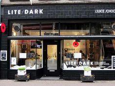 Lite/Dark Amsterdam: healthy food and shake hotspot! | http://www.yourlittleblackbook.me/litedark-amsterdam-utrechtsestraat/