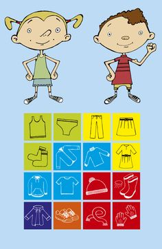 AANKLEEDROOSTER: Dit rooster helpt je kleuter zelfstandig zijn kleren aantrekken. Knip de pictogrammen uit die je nodig hebt. Kleef ze onder elkaar op het rooster in de volgorde waarop jouw kind zich moet aankleden. Met een wasspeld die de stapjes meevolgt, leert je kind het zelf. Hitchhikers Guide, Guide To The Galaxy, Family Matters, Occupational Therapy, Speech And Language, New Kids, Elementary Schools, Little Ones, Vocabulary