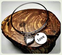 My #handmade #love #heart #valentinesday #bracelet @etsy https://www.etsy.com/listing/216637643/handmade-valentines-love-heart-silver #etsy #bohojewelry #etsyjewelry #etsyfinds #boho #bohobracelet #etsybracelets #etsygifts #valentine #valentines #etsystyle #jewelryonetsy #jewelry #bracelets #bridesmaidsgifts #bridalgifts #bridal #bridalgift #bridesmaids #bridesmaidsgift #maidofhonor #bridetobe #etsymatch