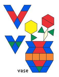 Afbeeldingsresultaat Voor Pattern Blocks  RekenenMozaik