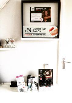 Gecertificeerd Pronail Salon SOPOLISH Protect And Peel