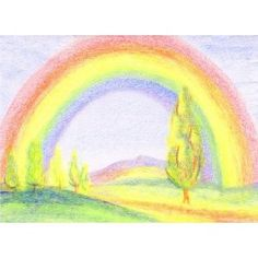 Coloring With Block Crayons is a comprehensive how-to guide to coloring with Stockmar beeswax block crayons as practiced in Waldorf education. Crayon Drawings, Chalk Drawings, Art Drawings, Crayon Book, Crayon Art, Form Drawing, Drawing Block, Learn Drawing, Drawing Art