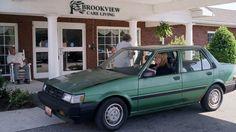Toyota Corolla (1986) in TAMMY (2014) @toyotausa