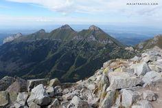 View from Jahňací štít in High Tatras mountain range. High Tatras, Mountain Range, Mount Everest, Trail, Hiking, Mountains, Walks, Trekking, Hill Walking