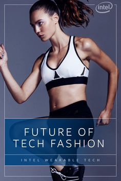 747b258f63b4b Designs like the Aero Sports Bra are using Intel Curie to synch with the  wearer