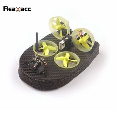 2018 New Realacc Tiny Whoover FPV Hovercraft RC Quadcopter Built-in Beecore Flight Controller Remote Control Toys Remote Control Toys, Radio Control, Thing 1, The Originals, Carbon Fiber, Rock, Accessories, Computers, Free Shipping