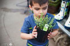 5 ideas on Encouraging your Child to Help Plant a Garden  #spring #kids_garden