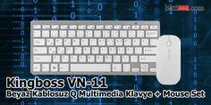 ↓↓ Ürünlere Buradan Ulaşabilirsiniz ↓↓ http://www.bittison.com/klavye-mouse-set-kingboss-vn-11-beyaz-kablosuz-q-multimedia-klavye-mouse-set.html Kingboss VN-11 Beyaz Kablosuz Q Multimedia Klavye + Mouse Set Multimedya erişim tuşları, şık ve konforlu tasarım, uzun pil ömrü, 2,4 GHZ Wireless kısacası kablosuz bir klavye .... #Kampanya #Kampanyalar #indirim #Alışveriş #Ucuz #Ucuzluk #EnUcuz #ÇokUcuz #Fırsat #Fırsatlar #Online #hediye #HemenAl #SatınAl #HızlıAl #Bitti #BittiSon #KapıdaÖde