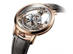 Arnold and Son Time Pyramid 5th Emotion