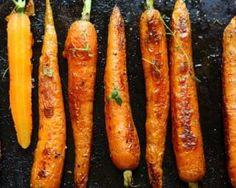 Carottes minceur rôties au parmesan : http://www.fourchette-et-bikini.fr/recettes/recettes-minceur/carottes-minceur-roties-au-parmesan.html
