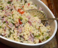Cold Rice Salad | Food | The Advocate — Baton Rouge, LA
