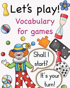 English Time, English Resources, Teaching English, Teaching Resources, Vocabulary, Back To School, Teacher, Esl, Instagram