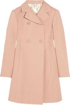 Cotton-gabardine Coat