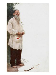 Would it be difficult for me to write an essay on Leo Tolstoy?