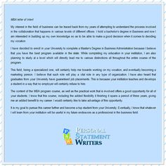 Job Personal Statement Sample HttpWwwPersonalstatementsample