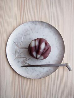 Japanese sweets / 波の花(Naminohana)