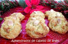 ALMENDRADOS DE CABELLO DE ÁNGEL