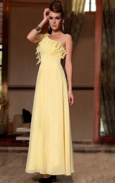 特別なデザインとカラー フリル&ドレープが素敵なロングドレス♪ - ロングドレス・パーティードレスはGN|演奏会や結婚式に大活躍!