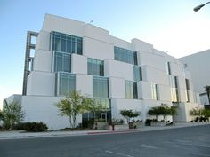 Clinica Mental Frank Gehry Las Vegas edificio clinica