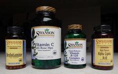 Vitamins that help with neuropathy pains and numbness