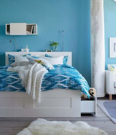 Is page 79 of the new IKEA Catalogue your favourite?   Pin it to your board for a chance to win an IKEA gift card!   Find out more about our Pin & Win contest here: http://ikea-canada.com/RR love this color