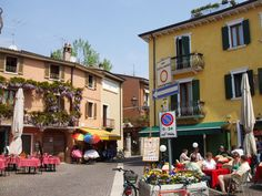 A Rough Guide to Lake Garda in Italy : Things to do in Bardolino