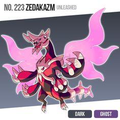 223 Zedakazm Unleashed by zerudez.deviantart.com on @DeviantArt