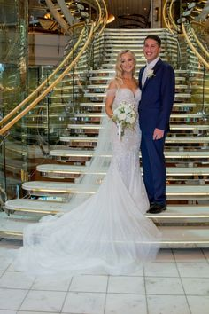 Leah Da Gloria Custom Made  Wedding Dress on Sale 33% Off