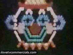 Lite Brite Toy Commercial 1970 - Warning The Jingle Will Stick In Your Head!!Bahahaha!