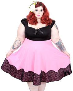 Cupcake Scallop Skirt - Jessica Louise