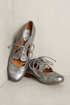 Fawn Oxfords #anthropologie #anthrofave