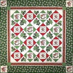Sugar N Spice Delight.  This quilts was made with my Sugar N Spice collection for Maywood Studio and featured in McCall's Quick Quilts!