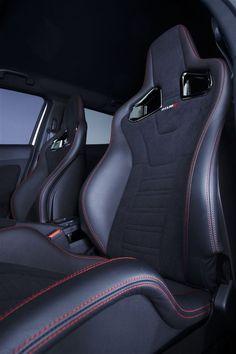 Nissan Juke with Nismo seats
