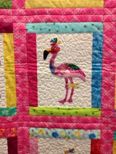 Silly Goose Quilts: Animal Quilts - more to show you.