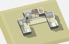 Two Bedroom Modular the dream