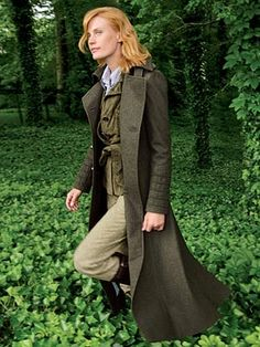 I bet THIS is what the Doctor would look like as a female.
