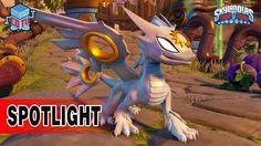 Skylanders Trap Team SPOTLIGHT Gameplay Commentary