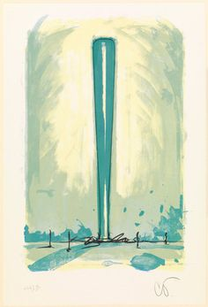 Bat Spinning at the Speed of Light, State II Claes Oldenburg, Moma, Spinning, Contemporary Art, Artist, Artwork, Collection, Hand Spinning, Work Of Art