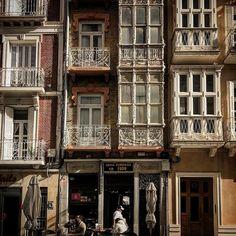 #fachadas #balcones #balconies #cartagena #cartagenadelevante