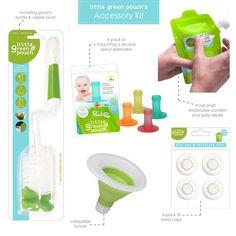 Little Green Pouch Accessory Kit $25.45